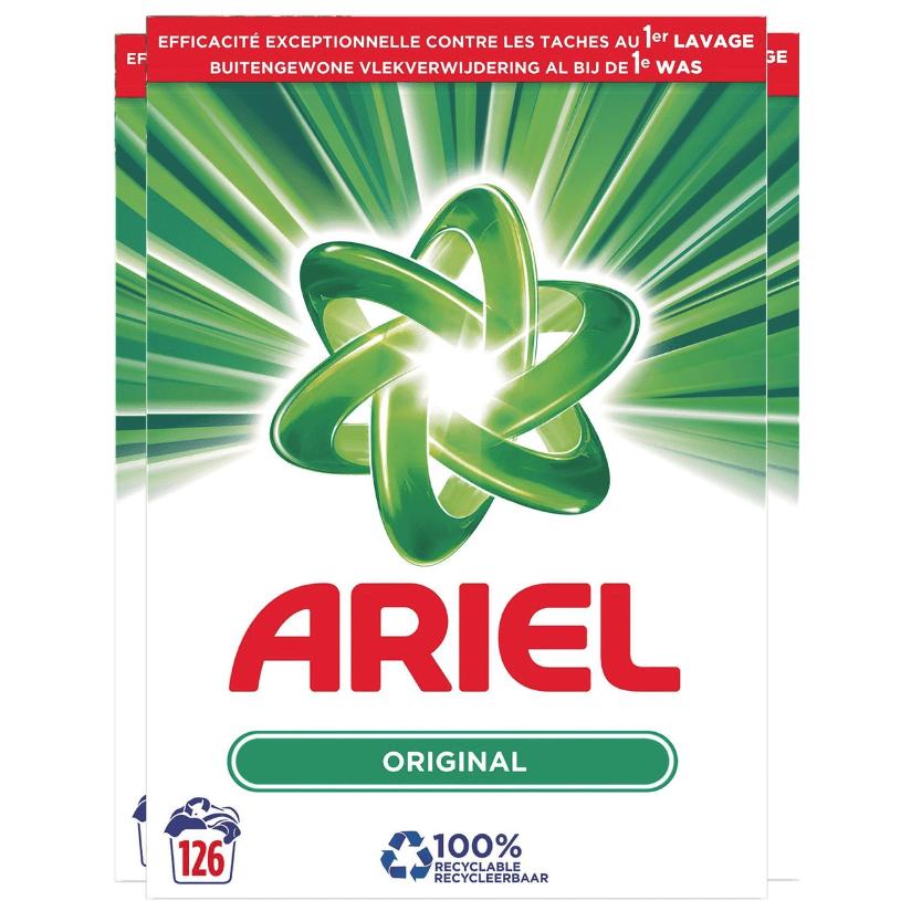 Ariel waspoeder XXL