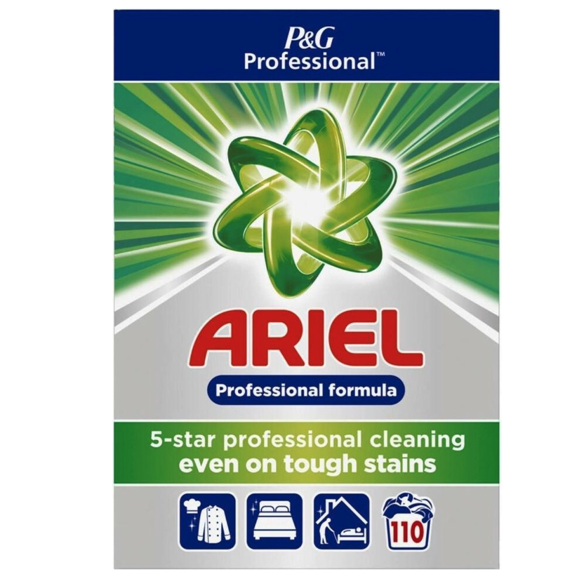 Ariel waspoeder professional