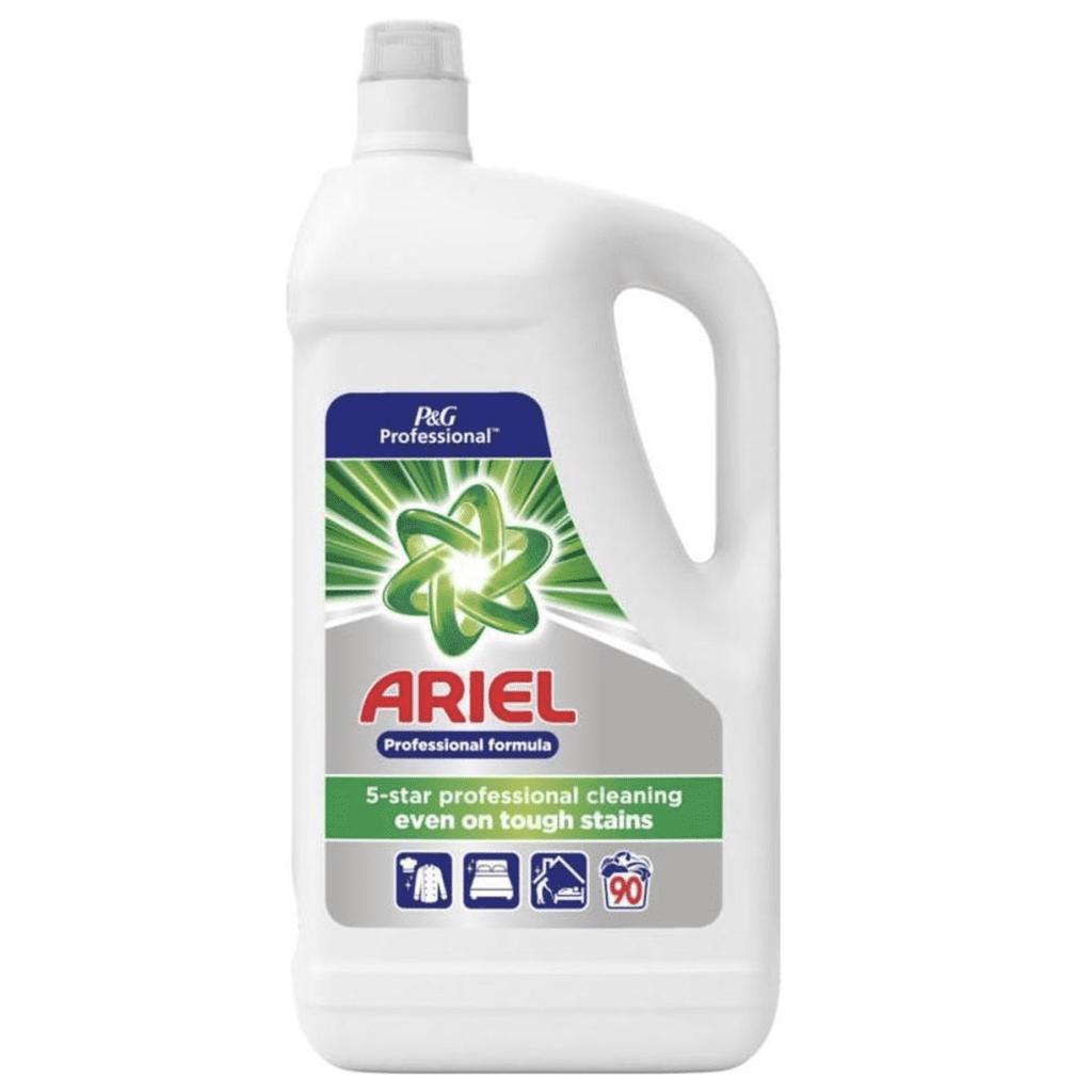 Ariel witte wasmiddel