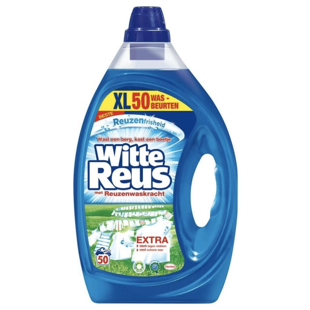 Witte Reus wassen