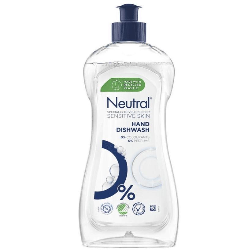 Neutral afwasmiddel